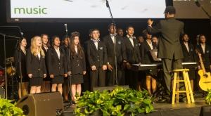 Laity Session Choir